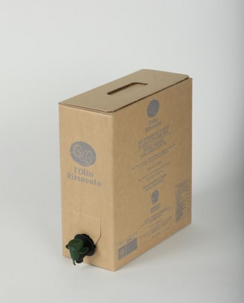 Olio Ritrovato bag in box 5 lt